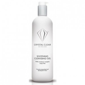 crystal clear soothing gel